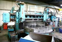 Niles 120 Vertical Boring Mill