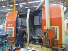 1999 Doosan  V550T Twin Spindle