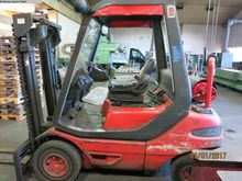 Used 1992 LINDE H25T