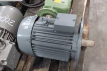 Motor #1077-Z00098