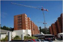 2006 Saez TL505 5T Tower Cranes