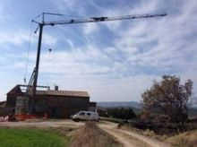 2008 Saez H-28 Self-Erecting Cr