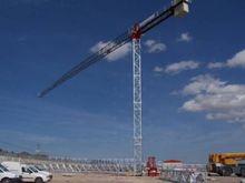 2008 Saez 55-TL Tower Cranes
