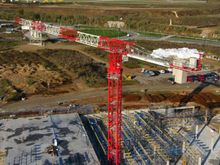 2015 Saez TLS 70 12T Tower Cran