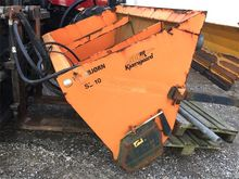 Hydromann roller paver TO TRAC