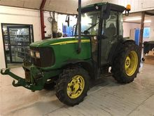 2005 John Deere 5515F 4WD WITH