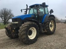 New Holland TM 190 FRONT PTO