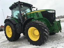 2013 John Deere 7280R WITH FRON