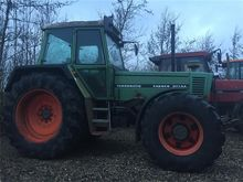 1988 Fendt 311 LSA with front l