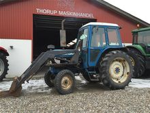 Used Ford 6610 WITH