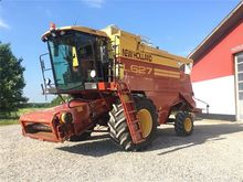 2000 New Holland L 627 MCS GOOD