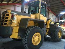 1999 Komatsu WA 270 wheel loade