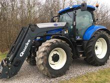 Used Holland T6060 E