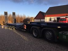 2003 HRD MASKINTRAILER WITH WHE