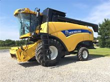 2012 New Holland CX 6080 TOTAL
