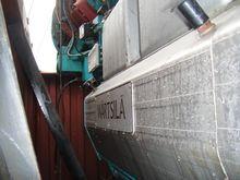 2 x 3,1 MW Gas Generators Warts