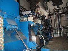 Gas Power Plant 2 x 2,3 MW Wart