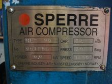 Used SPERRE HL2 90 A