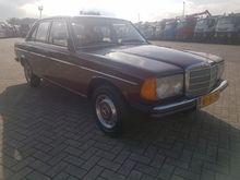 1981 Mercedes Benz E-Klasse MER