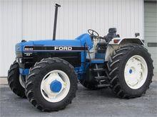 1991 FORD 8240SLE