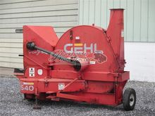 Used GEHL 1540 in Le