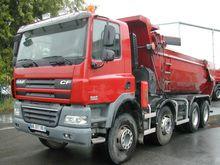 Used 2011 DAF CF 85.