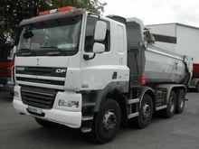 Used 2009 DAF CF 85.