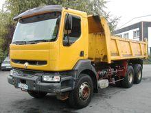1999 Renault Kerax 340 Truck