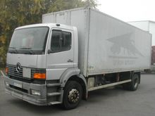 2000 Mercedes-Benz Atego 1823 T