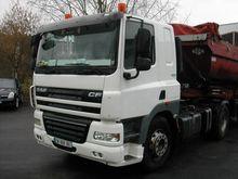 Used 2008 DAF CF 85.