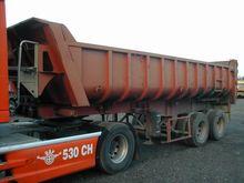 2000 Fruehauf Semitrailer