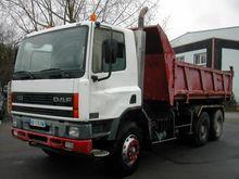 2000 DAF CF 320 Truck