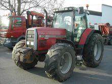 1996 Massey Ferguson 8110 Farm