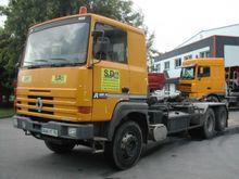 1991 Renault R 350 Truck