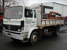 1986 Renault JP 11 Truck