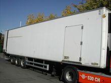 2000 Chereau Semitrailer
