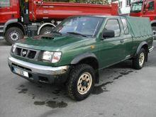 2001 Nissan King Cab 2.5 L Turb