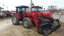 2010 Massey Ferguson 2680HD Far