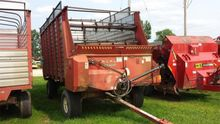 H&S TWIN AUGER HD Self loading