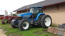 New Holland 8970A Farm Tractors