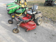 Used Gravely ZT60HD