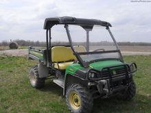 2012 John Deere XUV 855D GREEN