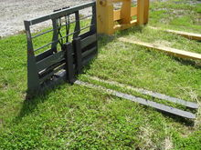 Used Pallet Forks in