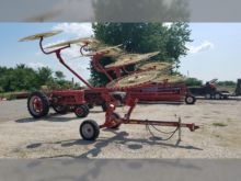Used Sitrex Hay tedders for sale | Machinio