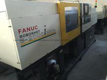 Fanuc S-2000i100A Injection Mol