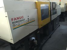 Fanuc S-2000i100A Injection Mol