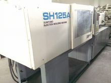 Sumitomo SH125A Injection Moldi