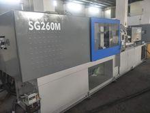 Sumitomo SG260M Injection Moldi