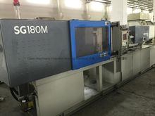 Sumitomo SG180M Injection Moldi
