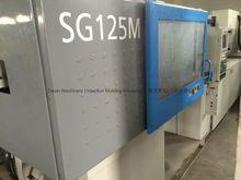 Sumitomo SG125M Injection Moldi
